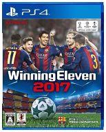 【予約】PS4ソフト ウイニングイレブン2017【画】