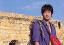 【中古】生写真(男性)/俳優 大東俊介/横型・バストアップ・衣装紫・リュック・野外/DVD「7days、backpacker」特典生写真