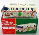 ミニカー ディズニーリゾートライン メリークリスマス 2009Ver.(ホワイト×ピンク×グレー) 「トミカ」 東京ディズニーリゾート限定