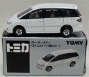 ミニカー 1/65 トヨタ エスティマ 限定カラー(パールホワイト) 「トミカ」 イトーヨーカドー限定