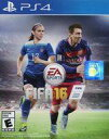 【中古】PS4ソフト 北米版 FIFA16 (国内版本体動作可)