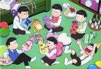 【中古】クリアファイル 6つ子 クリアファイル 「おそ松さん」 月刊コミックジーン 2016年7月号 付録