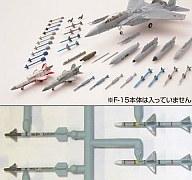 [上一页] 塑料模型 f-15 武器设置 [技能组合飞机系列 5] [技能 AC13] [02P01Oct16] [图片]