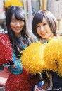 【中古】生写真(AKB48・SKE48)/アイドル/AKB48 北原里英・大家志津香/CD「翼はいらない」mu-moショップ特典生写真