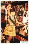 【中古】生写真(女性)/歌手 少女時代/YOONA/膝上・衣装黄色・右手笛吹き・左手レコード/everysing 限定ポストカードサイズ生写真【タイムセール】
