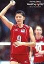 【中古】生写真(女性)/バレーボール選手 杉山祥子/JVA承認 2007-10-011/FIVB VOLLEYBALL World Cup 2007