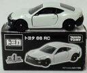 ミニカー 1/60 トヨタ 86 RC(ホワイト) 「トミカ」 2012年 トミカドリームキャンペーン第1弾 オリジナルトミカ賞