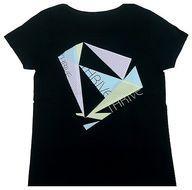 【エントリーでポイント10倍!(9月26日01:59まで!)】【中古】Tシャツ(キャラクター) THRIVE ライブTシャツ ブラック フリーサイズ 「B-PROJECT〜鼓動*アンビシャス〜 BRILLIANT*PARTY」画像