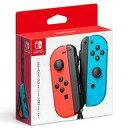 【新品】ニンテンドースイッチハード Nintendo Switchコントローラー Joy-Con(L) ネオンレッド/(R) ネオンブルー
