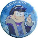 【中古】バッジ・ピンズ(キャラクター) カラ松 「おそ松さん 缶バッジコレクション in winter」