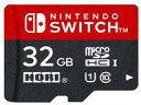 【中古】ニンテンドースイッチハード microSDHCカード 32GB for Nintendo Switch