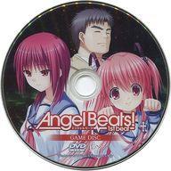 【中古】WindowsVista/7/8 DVDソフト Angel Beats! -1st beat-(状態:ゲームディスク単品)画像