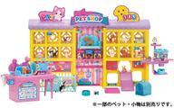 【新品】おもちゃ わんにゃんトリマー にぎやかペットショップ 「リカちゃん」