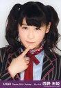 【中古】生写真(AKB48・SKE48)/アイドル/AKB48 西野未姫/バストアップ・右手あご/劇場トレーディング生写真セット2014.October