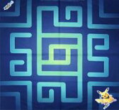 【中古】アクセサリー(非金属)(キャラクター) ピカチュウ ダンジョンなりきりスカーフ 「3DSソフト ポケモン超不思議のダンジョン」 イオン早期購入特典