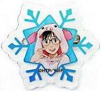 【中古】バッジ・ピンズ(キャラクター) 勝生勇利 「ユーリ!!! on ICE アイスキャッスルはせつ出張所 in 新宿マルイアネックス アクリルバッジ」