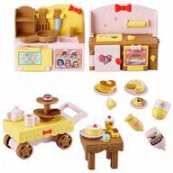 【中古】食玩 おもちゃ 全4種セット 「キラキラ☆プリキュアアラモード プリキュアとハッピーライフ クッキングキッチン」画像