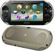 【中古】PSVITAハード PlayStaiton Vita本体 Wi-Fiモデル カーキ・ブラック[PCH-2000] (本体単品/付属品無) (箱説なし)