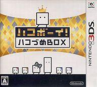 Nintendo 3DS・2DS, ソフト 3DS ! BOX()
