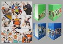 【中古】アニメBlu-ray Disc ハイキュー!!セカンドシーズン 初回生産限定版 全9巻セット(アニメイト収納BOX付)