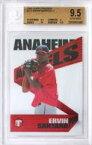 【中古】トレカ Ervin Santana-アービン・サンタナ-(ロサンゼルス・エンゼルス・オブ・アナハイム) カード(ハードケース) 「2004 Topps Pristine Baseball」