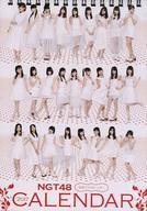 【中古】カレンダー NGT48 2017年度卓上日めくりカレンダー