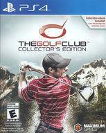 【中古】PS4ソフト 北米版 THE GOLF CLUB COLLECTOR'S EDITION(国内版本体動作可)