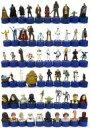 【中古】ペットボトルキャップ 全60種セット 「スター・ウォーズ エピソードIII ペプシ ボトルキャップ 」