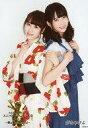 【中古】生写真(AKB48・SKE48)/アイドル/AKB48 がちゃぴよ/西潟茉莉奈・奈良未遥/「...