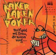 【中古】ボードゲームごきぶりポーカー(Kakerlakenpoker)