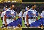【中古】スポーツ/レギュラーカード/EPOCH 2017 サッカー日本代表 アジア最終予選突破記念トレーディングカード 045 [レギュラーカード] : 東口順昭
