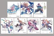 【中古】アニメBlu-ray Disc GRANBLUE FANTASY The Animation 完全生産限定版 全7巻セット