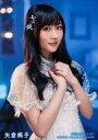 【中古】生写真(AKB48・SKE48)/アイドル/NMB48 ふぅさえ/矢倉楓子/両手胸・背景青/「あばたもえくぼもふくわうち」/CD「天使はどこにいる?」(Type A、B)(KIZM-521/2 523/4)封入特典生写真