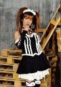 【中古】生写真(女性)/アイドル/中野腐女子シスターズ 中野腐女シスターズ/乾曜子/膝上・衣装黒・白・右手顎/生写真