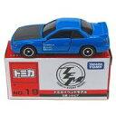 ミニカー 1/59 日産 シルビア(ブルー×ブラック) 「トミカ イベントモデル No.19」
