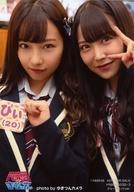 【中古】生写真(AKB48・SKE48)/アイドル/NMB48 村瀬紗英・白間美瑠/上半身・左手ピース/グループカットVer./DVD「NMBとまなぶくん presents NMB48の何やらしてくれとんねん! Vol.6」(YRBS-90032〜3)初回プレス限定封入特典生写真【タイムセール】