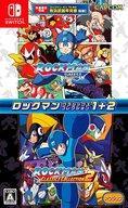 【新品】ニンテンドースイッチソフトロックマンクラシックスコレクション1+2