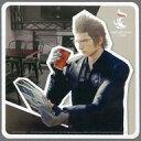 【中古】コースター(キャラクター) イグニス・スキエンティア オリジナルコースター 「ファイナルファンタジーXV×SQUARE ENIX CAFE 第2弾」 ドリンク注文特典