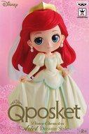 【中古】フィギュア アリエル(クリーム) 「リトル・マーメイド」 Q posket Disney Characters -Ariel Dreamy Style-