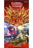 【新品】トレカ【ボックス】カードファイト!!ヴァンガードエクストラブースター第1弾TheDestructiveRoar[VG-V-EB01]