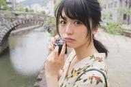 【中古】ポストカード(女性) 長濱ねる/カメラ(欅坂46) ポストカード 「1st写真集 ここから」 封入特典