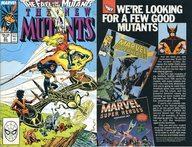 【中古】アメコミ The New Mutants(61) / Terry Austin 【中古】afb