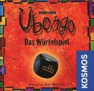 【中古】ボードゲーム [日本語訳無し] ウボンゴ ダイス (Ubongo Das Wurfelspiel)
