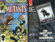 【中古】アメコミ The New Mutants(59) / Terry Austin 【中古】afb