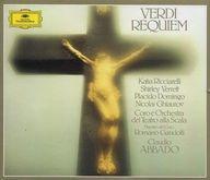 【中古】輸入クラシックCD CLAUDIO ABBADO(conductor) / VERDI:REQUIEM[輸入盤]