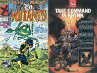 【中古】アメコミ The New Mutants(60) / Terry Austin 【中古】afb