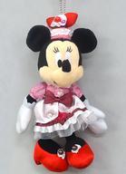 【中古】ぬいぐるみ ミニーマウス ぬいぐるみバッジ 「テーブル・イズ・ウェイティング グランドフィナーレ」 東京ディズニーシー限定【タイムセール】