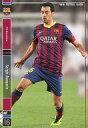 【中古】パニーニ フットボールリーグ/R/MF/FC Barcelona/2014 03[PFL07] PFL07 038/154 [R] : [コード保証無し]セルヒオ・ブスケッツ