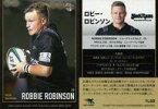 【中古】BBM/レギュラーカード/リコーブラックラムズ/BBM2018 ジャパンラグビー トップリーグ2018-2019 TL50 [レギュラーカード] : ロビー・ロビンソン