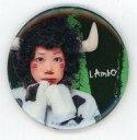 【中古】バッジ・ピンズ(男性) KIMERU(ランボ)/文字:小 トレーディング缶バッジ 「『家庭教師ヒットマンREBORN!』the STAGE」